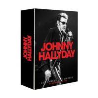 Cover Johnny Hallyday - Les années live Warner [DVD]